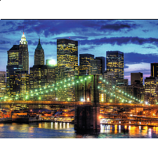 Ravensburger Skyline New York City Jigsaw Puzzle (1500 Piece) - Search Results