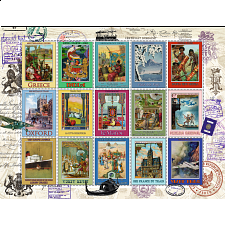 Vacation Stamps - New Items