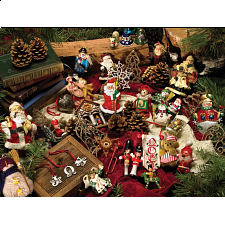 Christmas Ornaments - Large Piece - 101-499 Pieces
