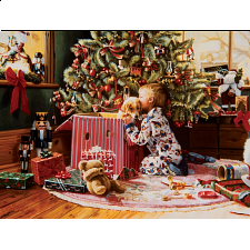 Christmas Morning - 500-999 Pieces