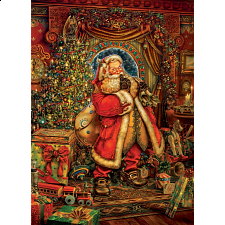 Christmas Presence - 1000 Pieces