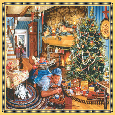 Father's Christmas Train - 500-999 Pieces