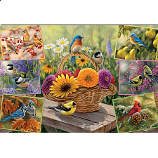 Rosemary's Birds - 1001 - 5000 Pieces