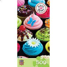 Sweet Shoppe - Art of the Cupcake - 500-999 Pieces