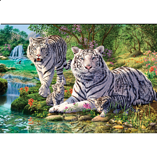 Tiger Nirvana - EZ Grip Large Piece Puzzle - Search Results