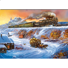 Railways - Coyote Special - New Items