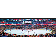 NHL - Montreal Canadiens - Panoramic Puzzle - 1000 Pieces