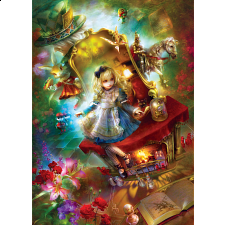 Lost in Wonderland - Fairytale Book Box Collectible - Search Results