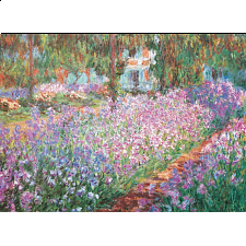 Claude Monet - Monet's Garden - Search Results