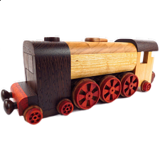 The Flying Scotsman - European Wood Puzzles