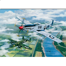 Escort To Oshkosh - 1000 Pieces