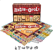 Bacon-opoly - Family Games