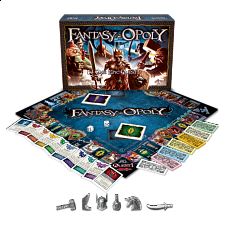 Fantasy-opoly - New Items