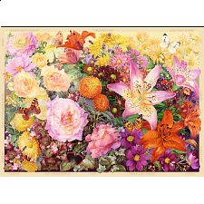 Cottage Garden - Autumn - 500-999 Pieces