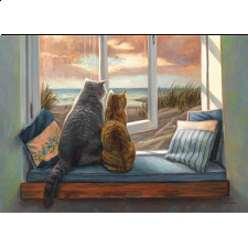 Window Buddies - Large Piece Format - 500-999 Pieces