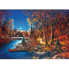 Still of the Night - Large Piece Format - 500-999 Pieces