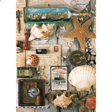 Maritime Souvenirs - 1000 Pieces