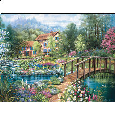 Shades Of Summer - 1001 - 5000 Pieces