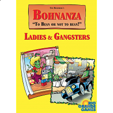 Bohnanza: Ladies & Gangsters - Card Games