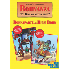 Bohnanza: Bohnaparte & High Bohn - New Items