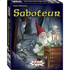 Saboteur - New Items
