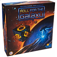 Roll for the Galaxy - Board Games