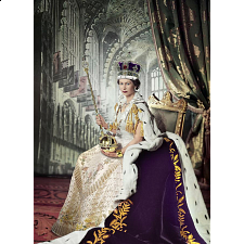 Queen Elizabeth II - 1000 Pieces