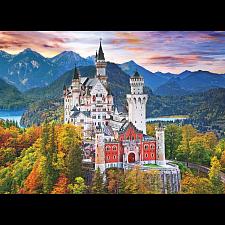 Neuschwanstein Castle - 1000 Pieces
