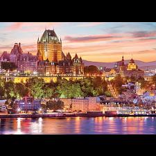 City Collection: Le Vieux - Quebec - 1000 Pieces