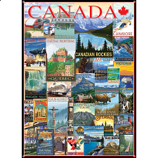 Travel Canada - Vintage Posters - New Items