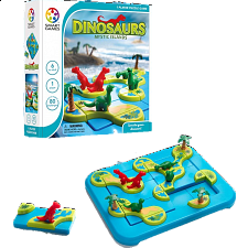 Dinosaurs: Mystic Islands - Puzzle Games