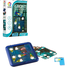 Ghost Hunters - Puzzle Games