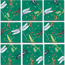 Scramble Squares - Insects -