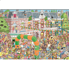 Jan van Haasteren Comic Puzzle - Nijmegen Marches - Search Results