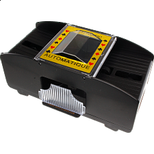 Automatic Card Shuffler - 2 Deck - Game Accessories