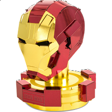 Metal Earth: Marvel - Iron Man Helmet - 3D