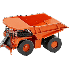 Metal Earth - Mining Truck -