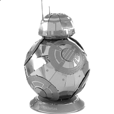Metal Earth: Star Wars - BB-8 - 3D