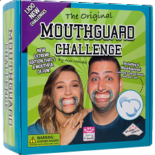 Mouthguard Challenge - Family Games