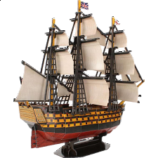 HMS Victory - 3D Jigsaw Puzzle - New Items