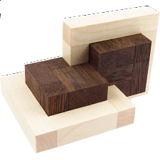 Links D - European Wood Puzzles