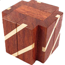 Vauban H 5 - European Wood Puzzles