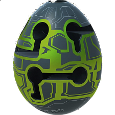 Smart Egg Labyrinth Puzzle - Space Capsule - Maze Puzzles