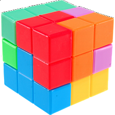IQ Puzzle Cube - Packing Puzzles