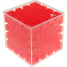 Professor Brain's: 3 Dimension Maze - Maze Puzzles