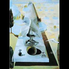 Museum Puzzle: Apparition Du Visage - Salvador Dalì - 1000 Pieces