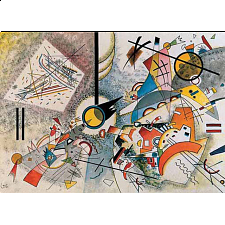 Museum Puzzle: Ohne Titel, 1923 - Vassily Kandinsky - New Items