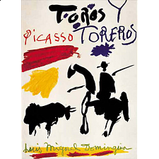 Museum Puzzle: Toros y Toreros - Pablo Picasso - Specials