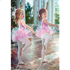 Ballerinas - Jigsaw Puzzle - 500-999 Pieces