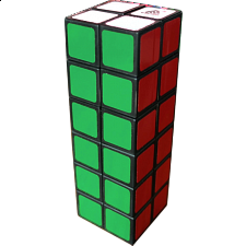 WitEden 2x2x6 Cuboid Cube - Black Body - Search Results